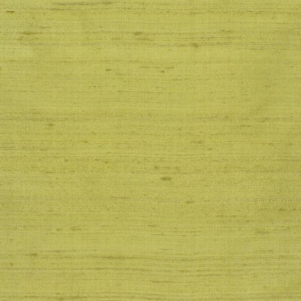 Photo of the fabric Luxury Celery-125 swatch by James Dunlop. Use for Curtains. Style of Plain