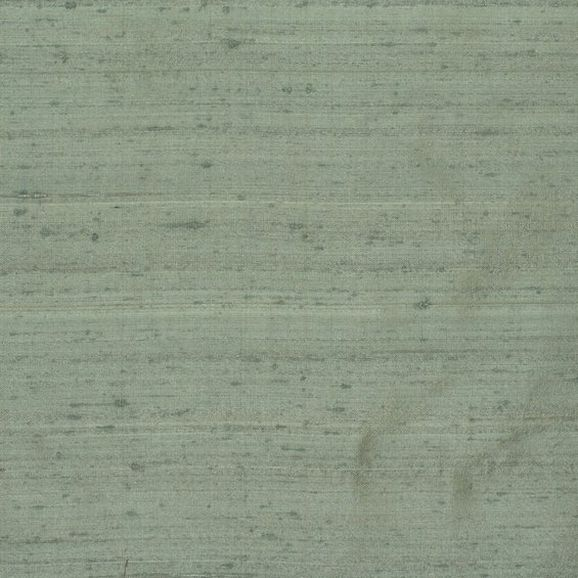 Photo of the fabric Luxury Celadon-134 swatch by James Dunlop. Use for Drapery. Style of Plain