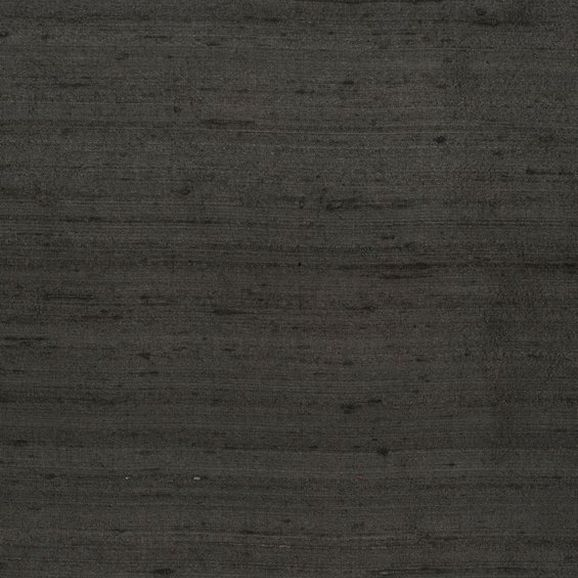 Photo of the fabric Luxury Charcoal-163 swatch by James Dunlop. Use for Drapery. Style of Plain