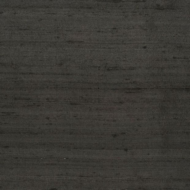 Photo of the fabric Luxury Charcoal-163 swatch by James Dunlop. Use for Curtains. Style of Plain