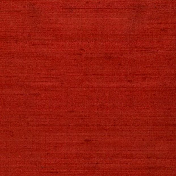 Photo of the fabric Luxury Tomato-189 swatch by James Dunlop. Use for Curtains. Style of Plain
