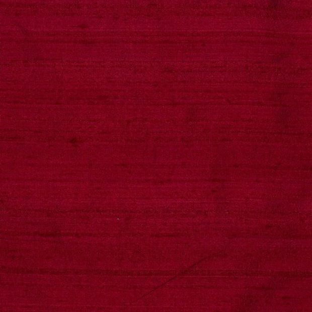 Photo of the fabric Luxury Sangria-192 swatch by James Dunlop. Use for Curtains. Style of Plain