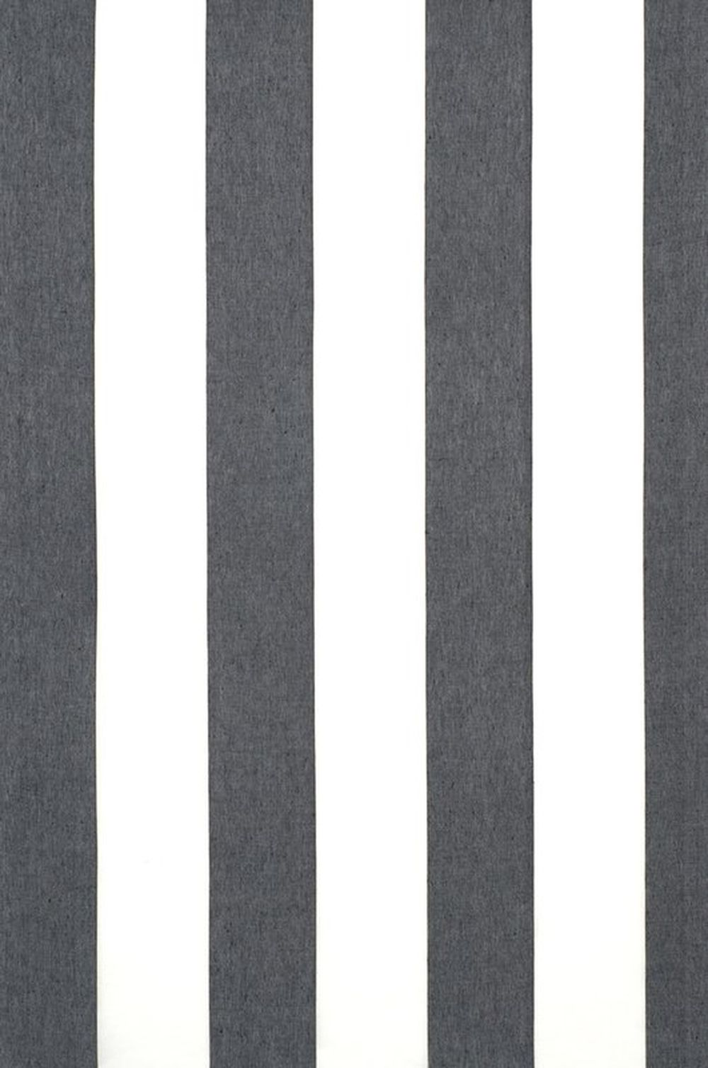 Photo of the fabric Long Beach * Obsidian swatch by James Dunlop. Use for Drapery Sheer. Style of Pattern, Sheer, Stripe