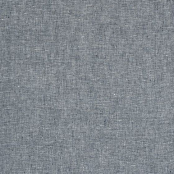 Photo of the fabric Kyoto Indigo swatch by James Dunlop. Use for Curtains. Style of Plain