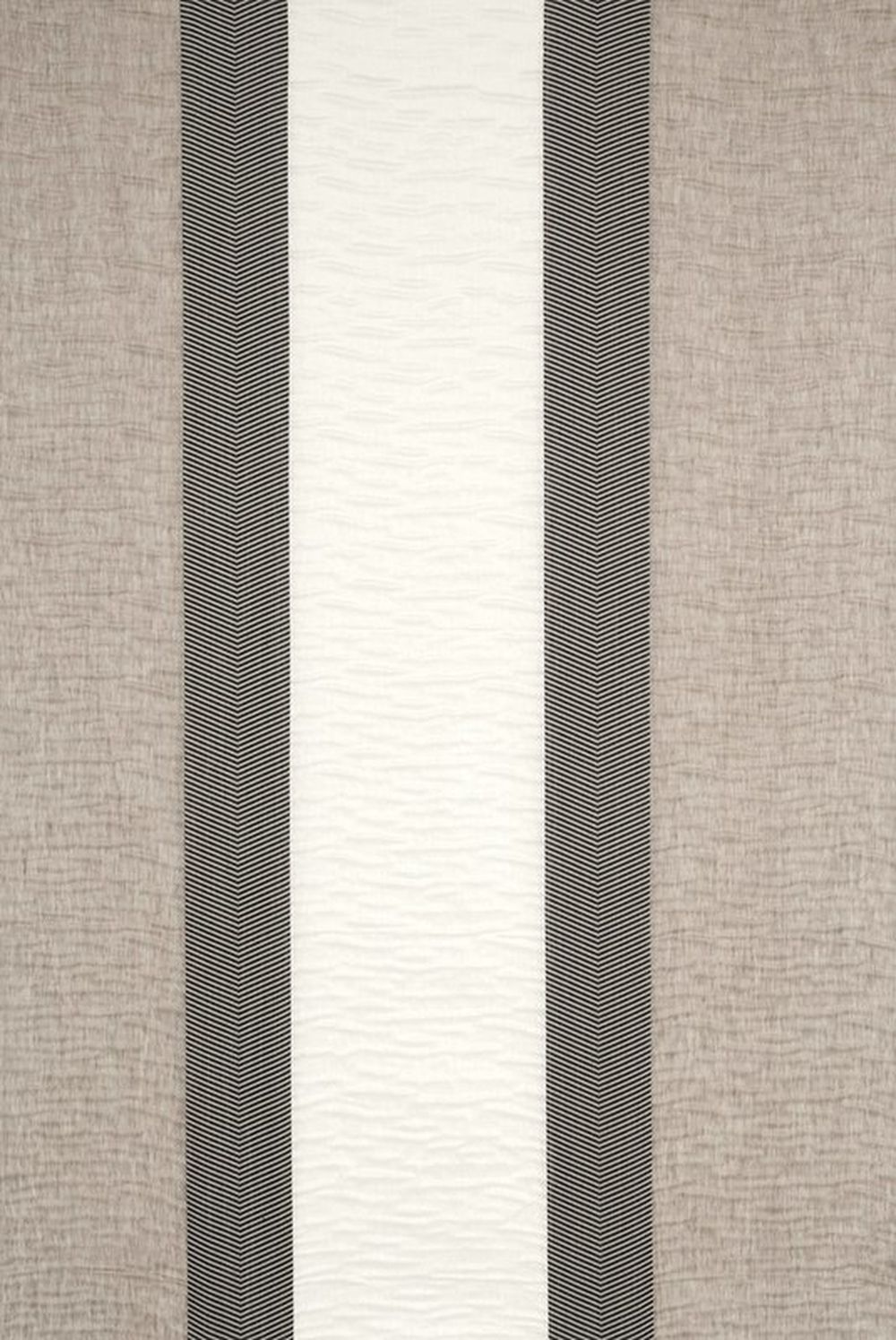 Photo of the fabric Osaka * Bamboo swatch by James Dunlop. Use for Curtains. Style of Pattern, Stripe