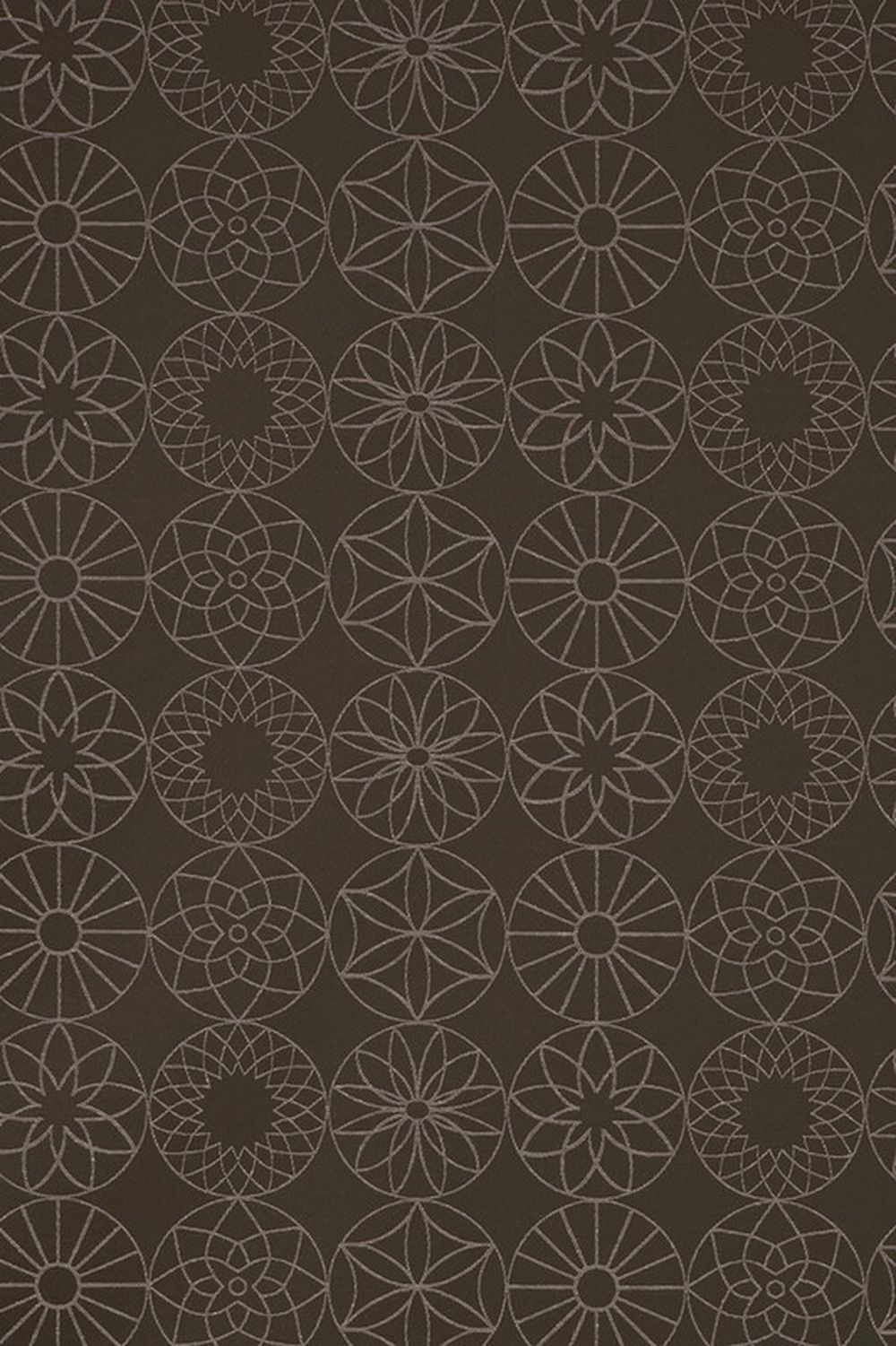 Photo of the fabric Jupiter Cocoa swatch by James Dunlop. Use for Upholstery Heavy Duty, Accessory. Style of Childrens, Geometric, Pattern
