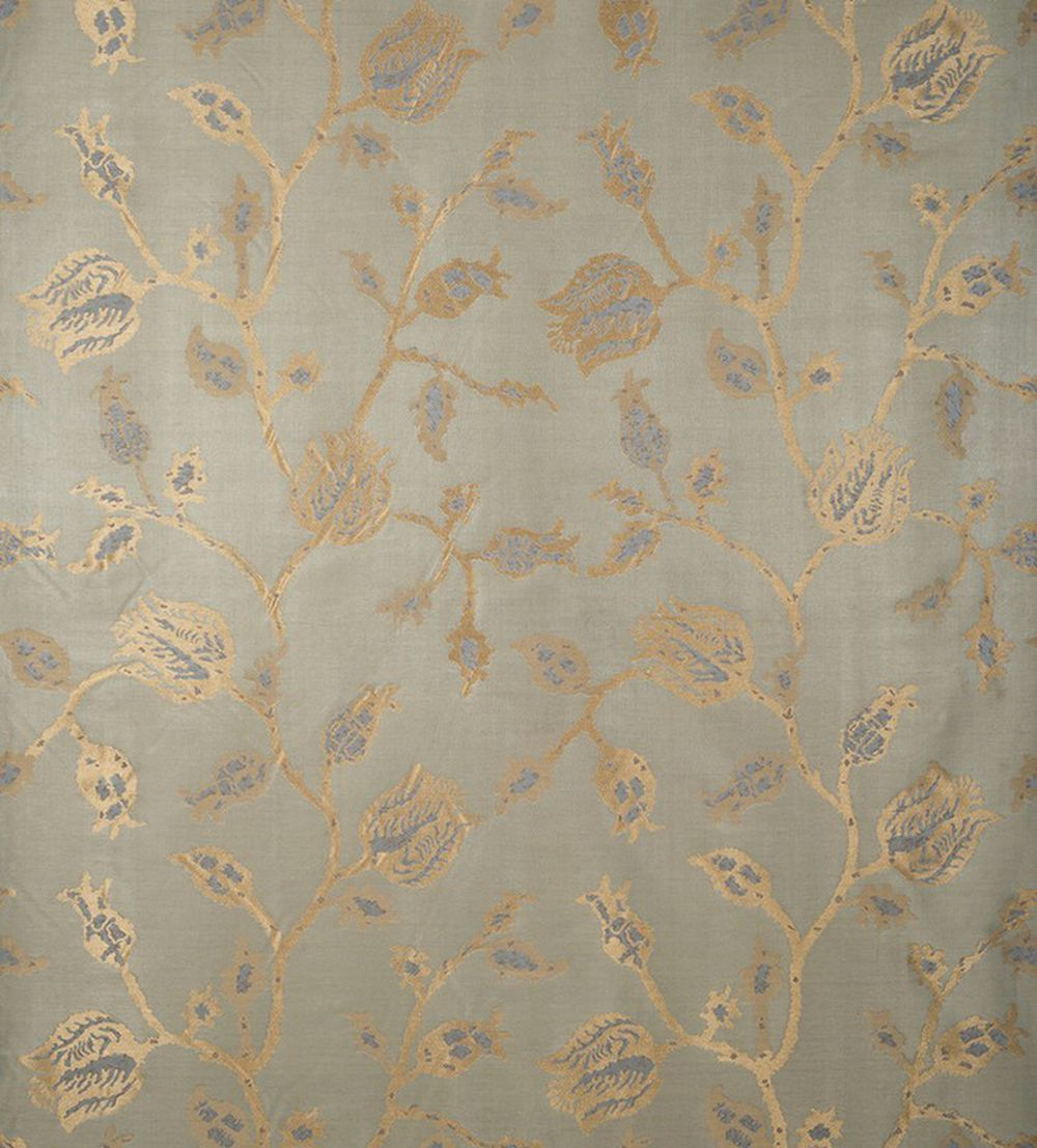 Photo of the fabric Tulip Tetouan Antique swatch by Mokum. Use for Curtains, Accessory. Style of Decorative, Pattern