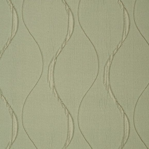 Photo of the fabric Chicane Artichoke swatch by Pegasus. Use for Drapery, Accessory. Style of Childrens, Geometric, Pattern