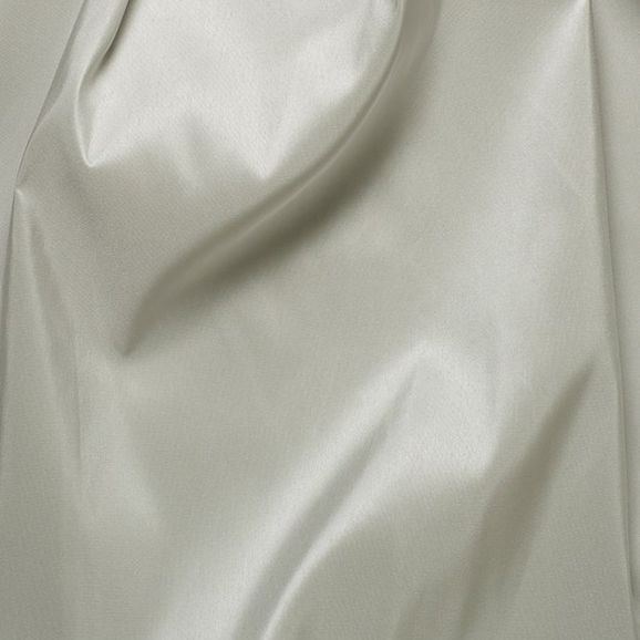 Photo of the fabric Fanfare * Cloud swatch by Pegasus. Use for Drapery, Accessory. Style of Plain, Taffeta