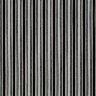 Photo of the fabric Tapa Stripe Aluminium swatch by James Dunlop. Use for Upholstery Heavy Duty, Accessory. Style of Pattern, Stripe