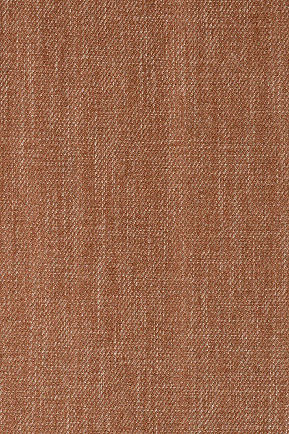 Photo of the fabric Brooklyn Rust swatch by James Dunlop. Use for Upholstery Heavy Duty, Accessory. Style of Plain, Texture
