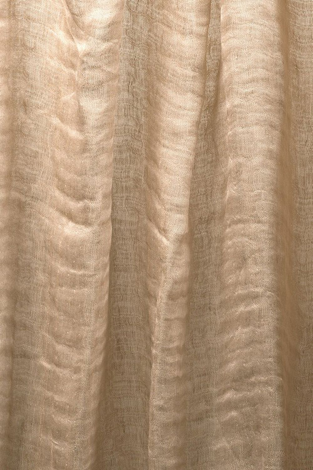 Photo of the fabric Luna * Dusk swatch by Mokum. Use for Drapery. Style of Plain, Texture
