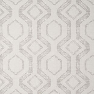 Photo of the fabric Colombo Lunar swatch by Pegasus. Use for Drapery, Accessory. Style of Geometric, Pattern