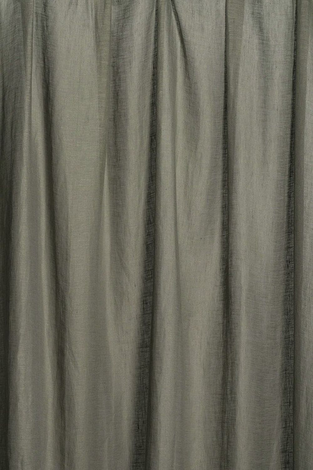 Photo of the fabric Laconia Air Charcoal swatch by James Dunlop. Use for Sheer Curtains. Style of Plain, Sheer