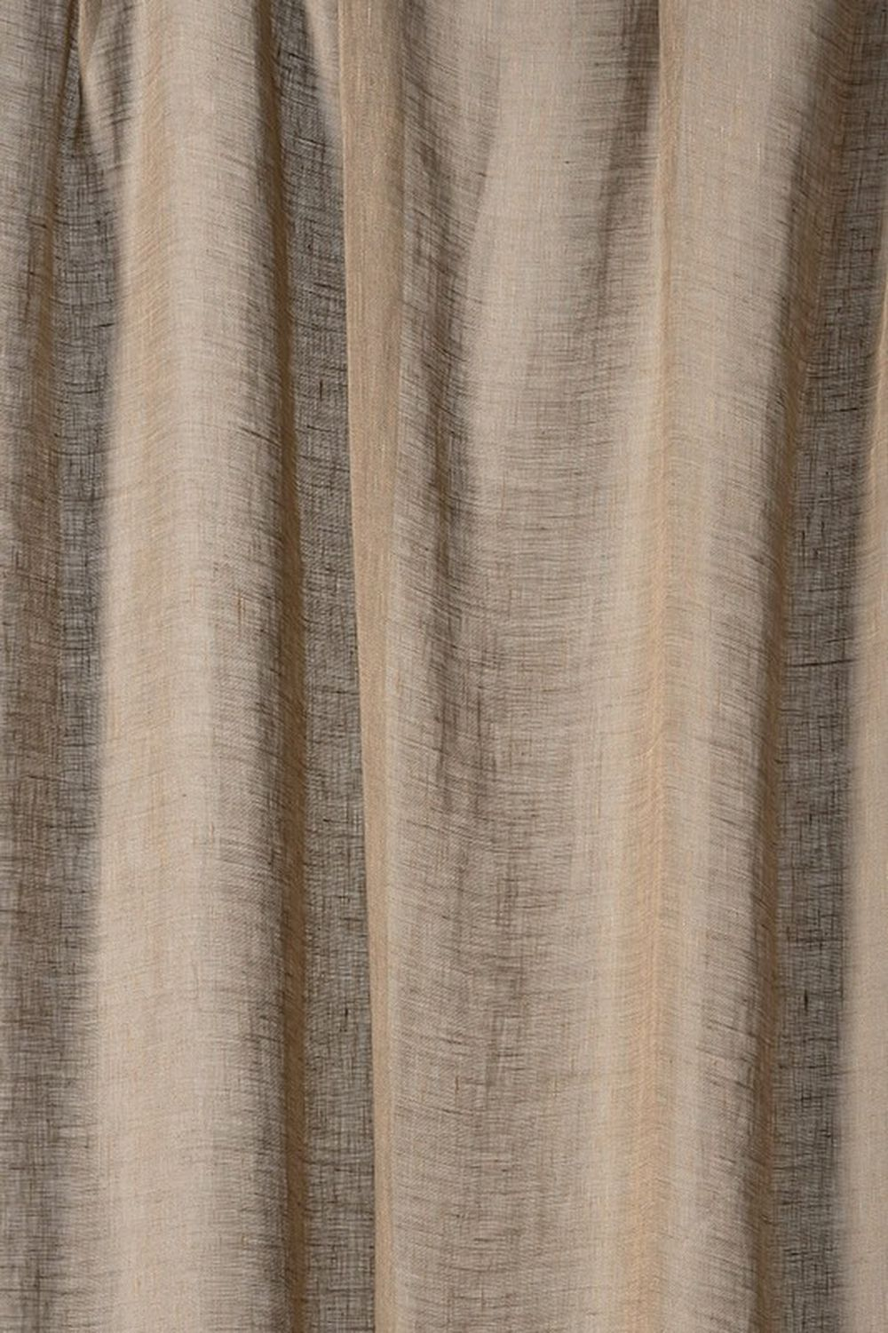 Photo of the fabric Lino Smoky Quartz swatch by Mokum. Use for Sheer Curtains. Style of Plain, Sheer, Texture