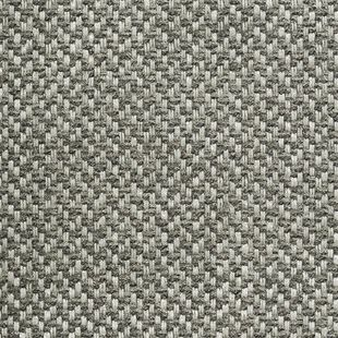 Photo of the fabric Lusso Silver swatch by Mokum. Use for Upholstery Heavy Duty, Accessory. Style of Plain, Texture