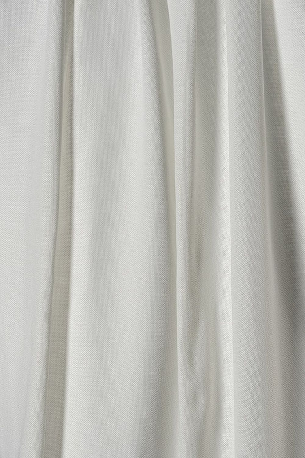 Photo of the fabric Refine * Ivory swatch by Pegasus. Use for Sheer Curtains. Style of Plain, Sheer