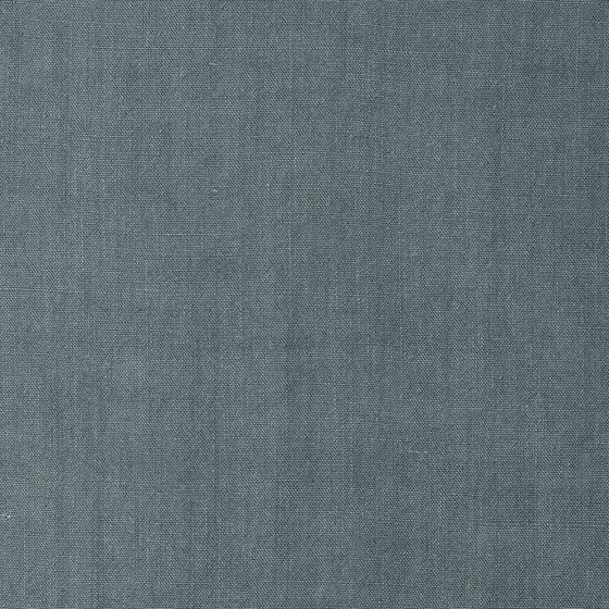 Photo of the fabric Eternal French Blue swatch by Mokum. Use for Curtains, Upholstery Medium Duty, Accessory, Top of Bed. Style of Plain