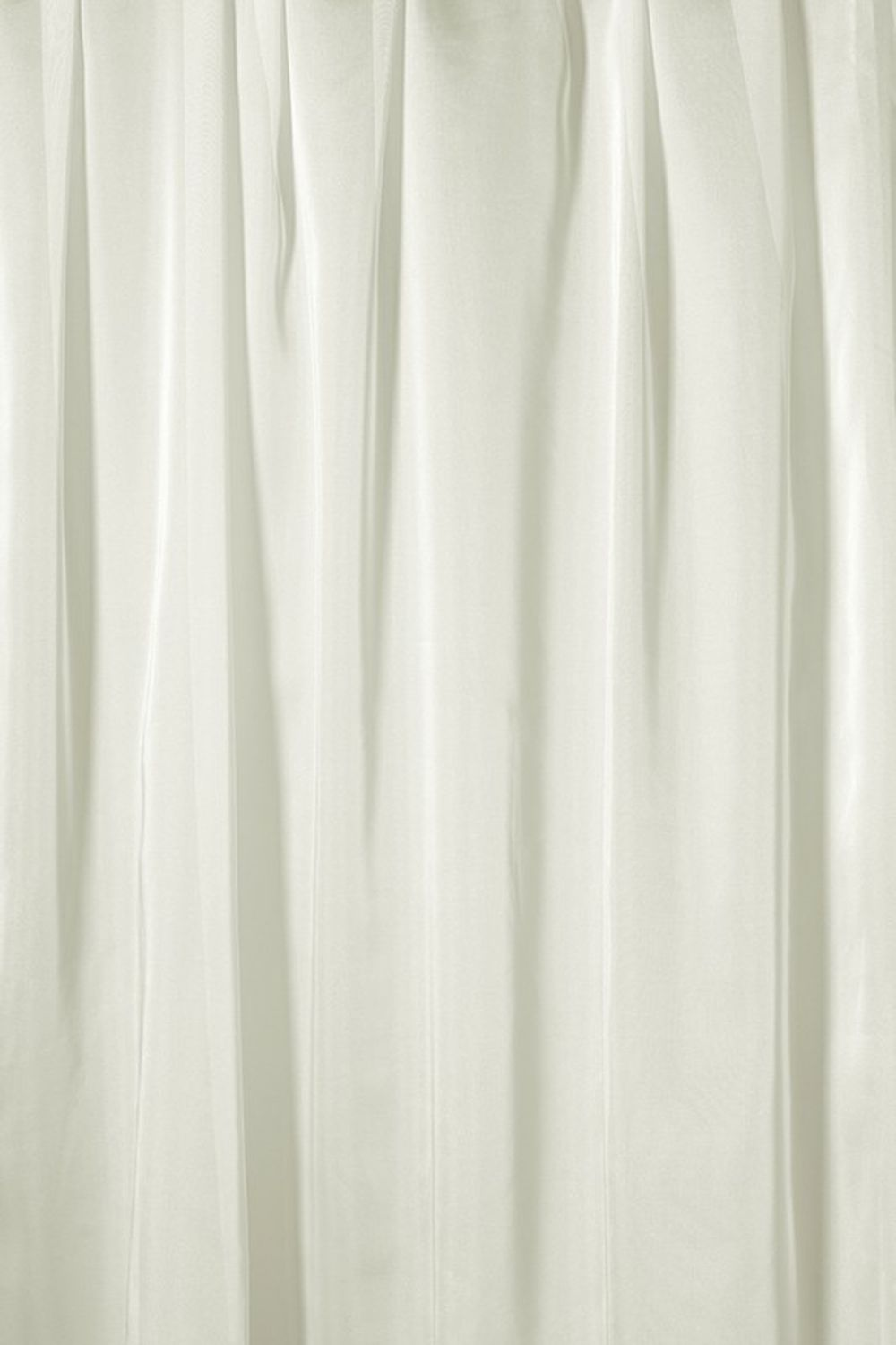 Photo of the fabric Glaze * Pristine swatch by James Dunlop Essentials. Use for Sheer Curtains. Style of Plain, Sheer