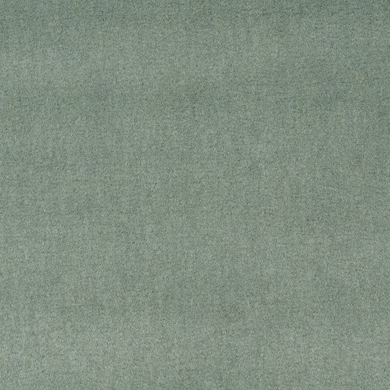 Photo of the fabric Alpaca Velvet Opal swatch by Mokum. Use for Upholstery Heavy Duty, Accessory. Style of Plain, Velvet