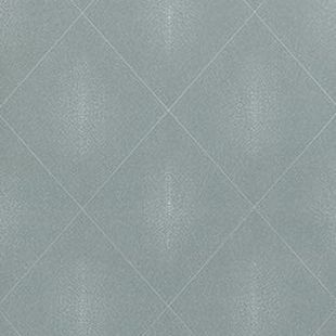 Photo of the fabric Shagreen Wallpaper Turquoise swatch by Catherine Martin by Mokum. Use for Wall Covering. Style of Decorative, Geometric, Pattern, Print