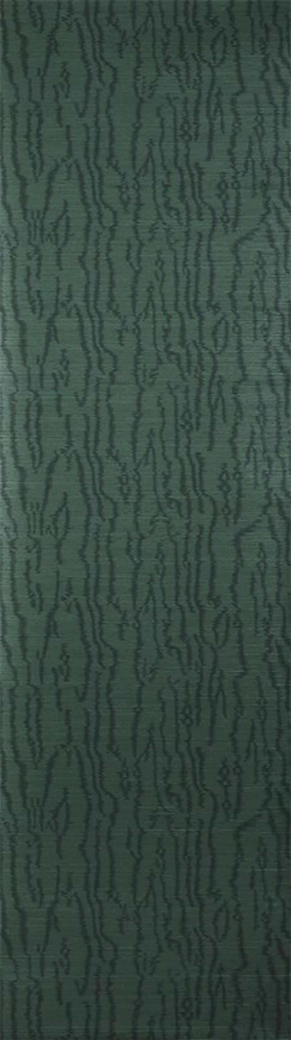 Photo of the fabric Trianon Wallpaper Emerald swatch by Catherine Martin by Mokum. Use for Wall Covering. Style of Abstract, Decorative, Pattern, Texture
