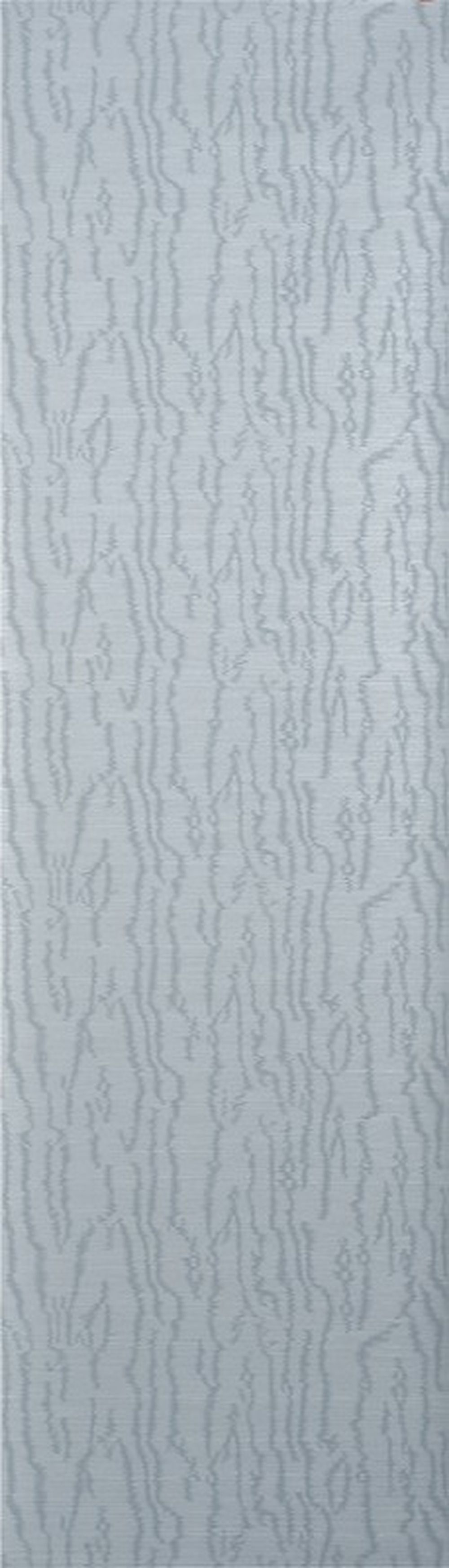 Photo of the fabric Trianon Wallpaper Mist swatch by Catherine Martin by Mokum. Use for Wall Covering. Style of Abstract, Decorative, Pattern, Texture