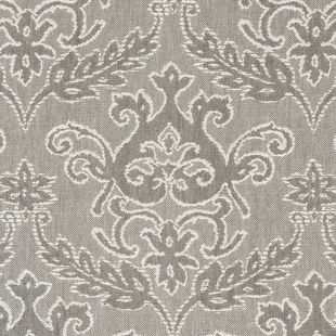 Photo of the fabric Notting Hill Dove swatch by James Dunlop. Use for Curtains, Accessory. Style of Damask, Decorative, Pattern