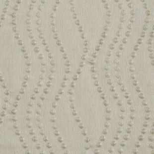 Photo of the fabric Perla* Dove swatch by James Dunlop. Use for Sheer Curtains. Style of Decorative, Pattern, Sheer