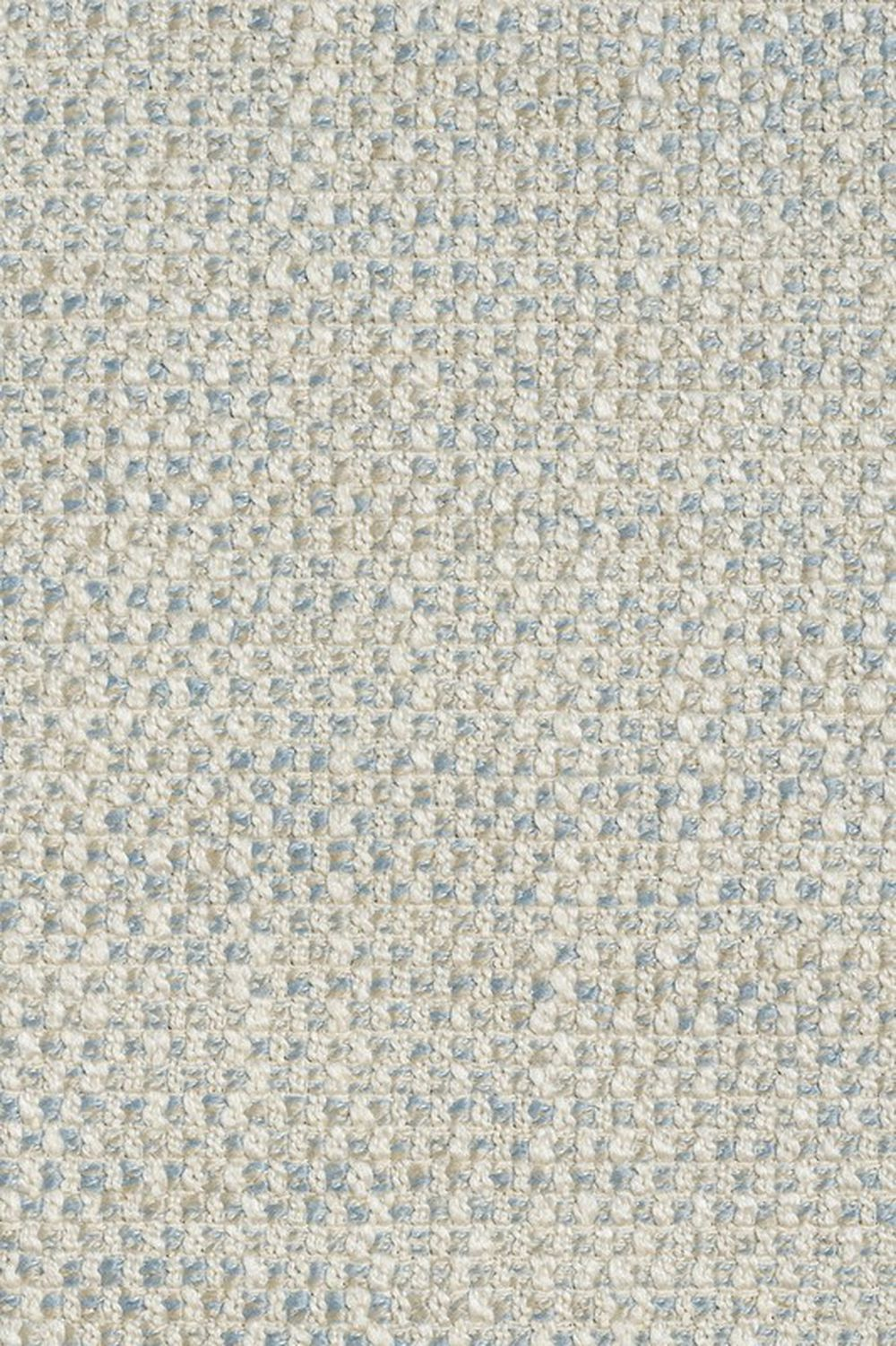 Photo of the fabric Strata Powder Blue swatch by Mokum. Use for Upholstery Heavy Duty, Accessory. Style of Plain, Texture