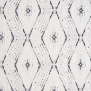 Photo of the fabric Specter* Delft swatch by James Dunlop. Use for Drapery Sheer. Style of Geometric, Pattern, Print, Sheer