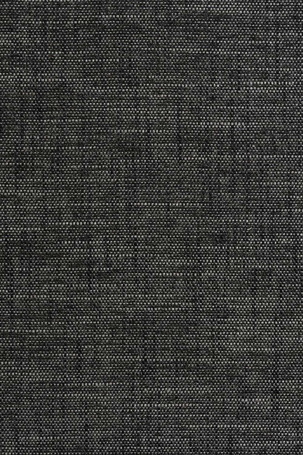 Photo of the fabric Sahel Ebony swatch by Mokum. Use for Upholstery Heavy Duty, Accessory. Style of Plain, Texture