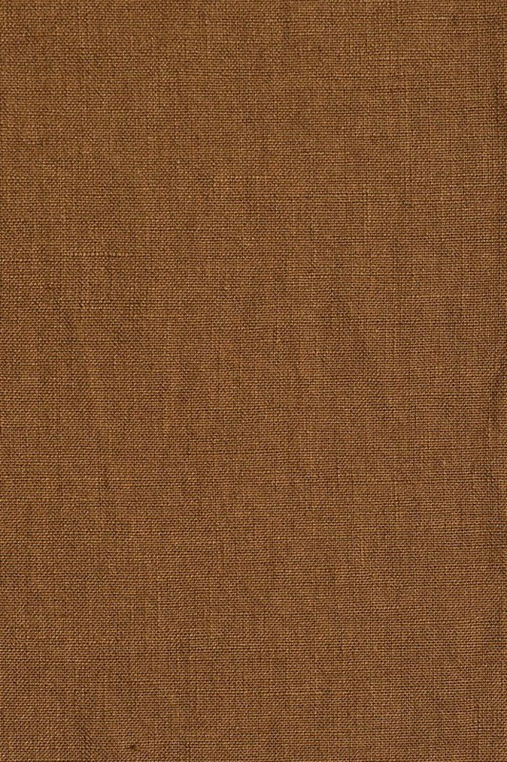 Photo of the fabric Satori Stonewash Burnt Orange swatch by Mokum. Use for Curtains, Upholstery Light Duty, Accessory, Top of Bed. Style of Plain
