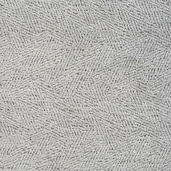 Photo of the fabric Contexture Silver swatch by James Dunlop. Use for Upholstery Heavy Duty, Accessory. Style of Geometric, Plain, Texture