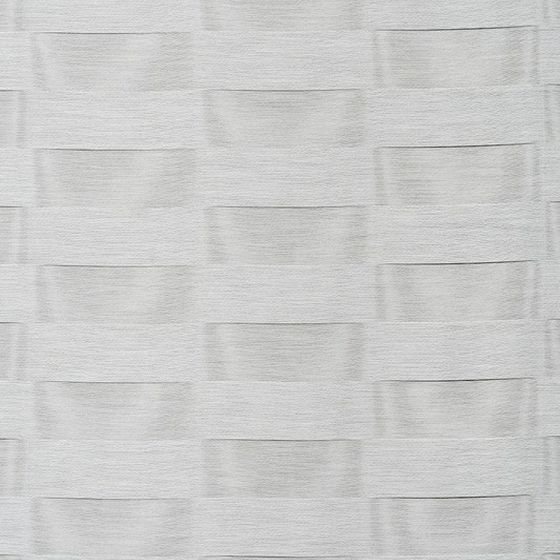 Photo of the fabric Interlace* Mineral swatch by James Dunlop. Use for Sheer Curtains. Style of Geometric, Pattern