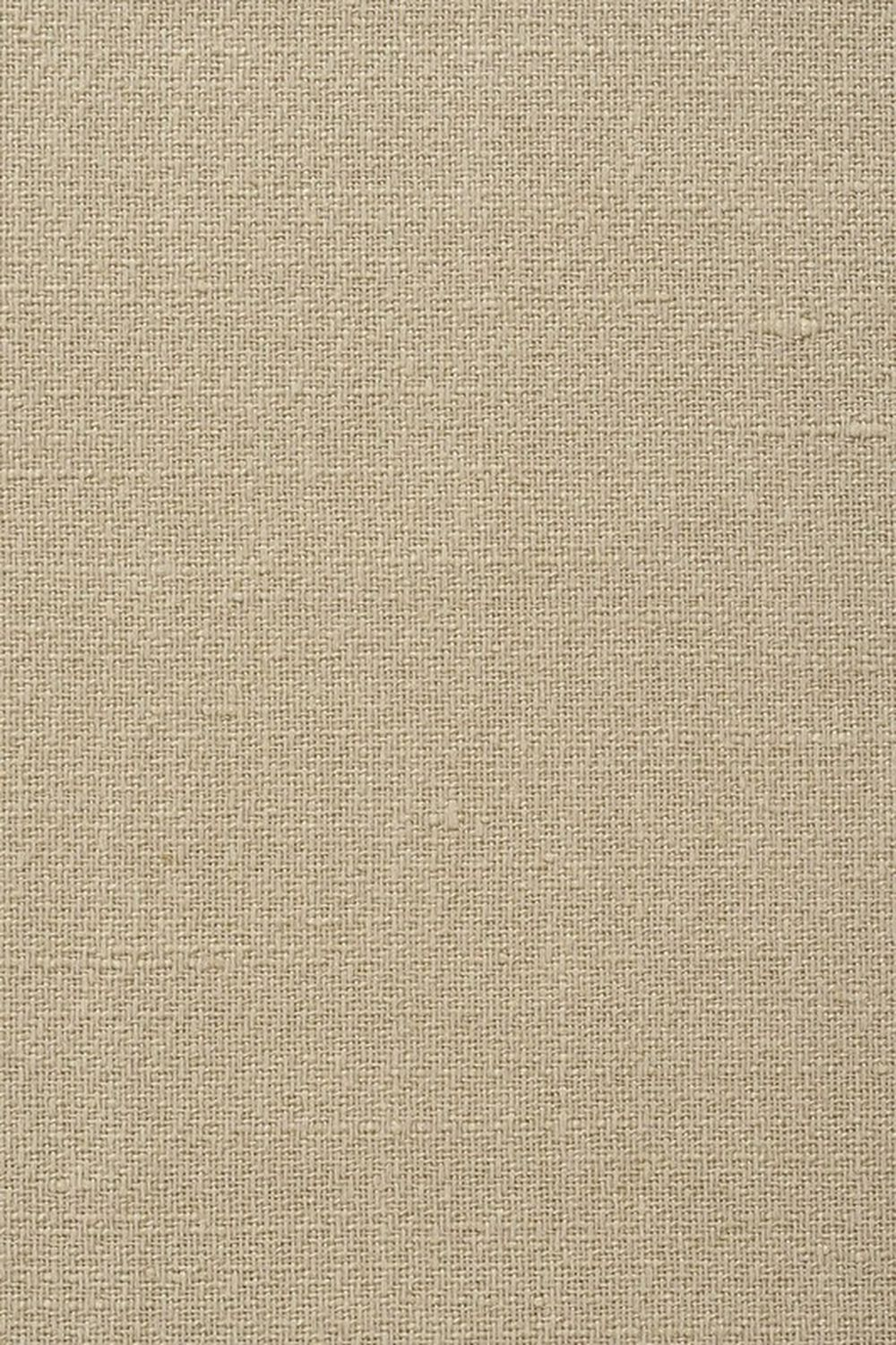 Photo of the fabric Simplicity* Almond swatch by James Dunlop. Use for Curtains, Accessory. Style of Plain, Texture