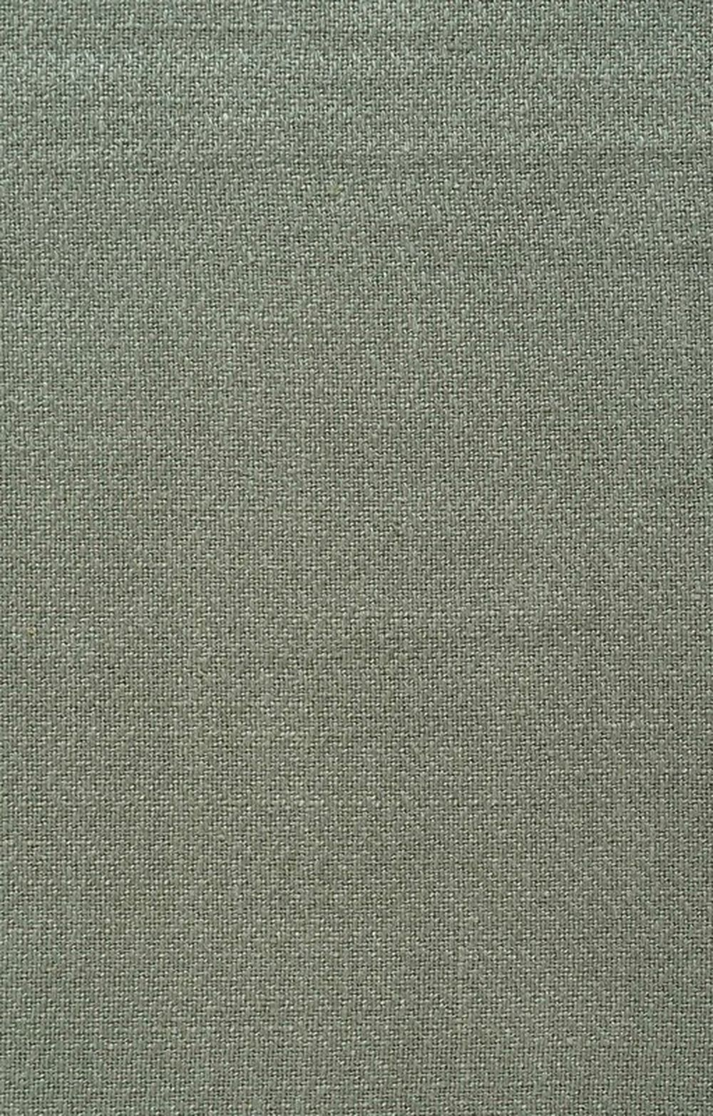 Photo of the fabric Simplicity* Sage swatch by James Dunlop. Use for Curtains, Accessory. Style of Plain, Texture
