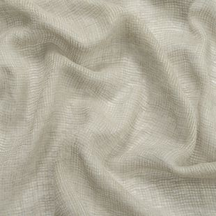 Photo of the fabric Kensho* Oyster swatch by Mokum. Use for Drapery Sheer. Style of Plain, Sheer