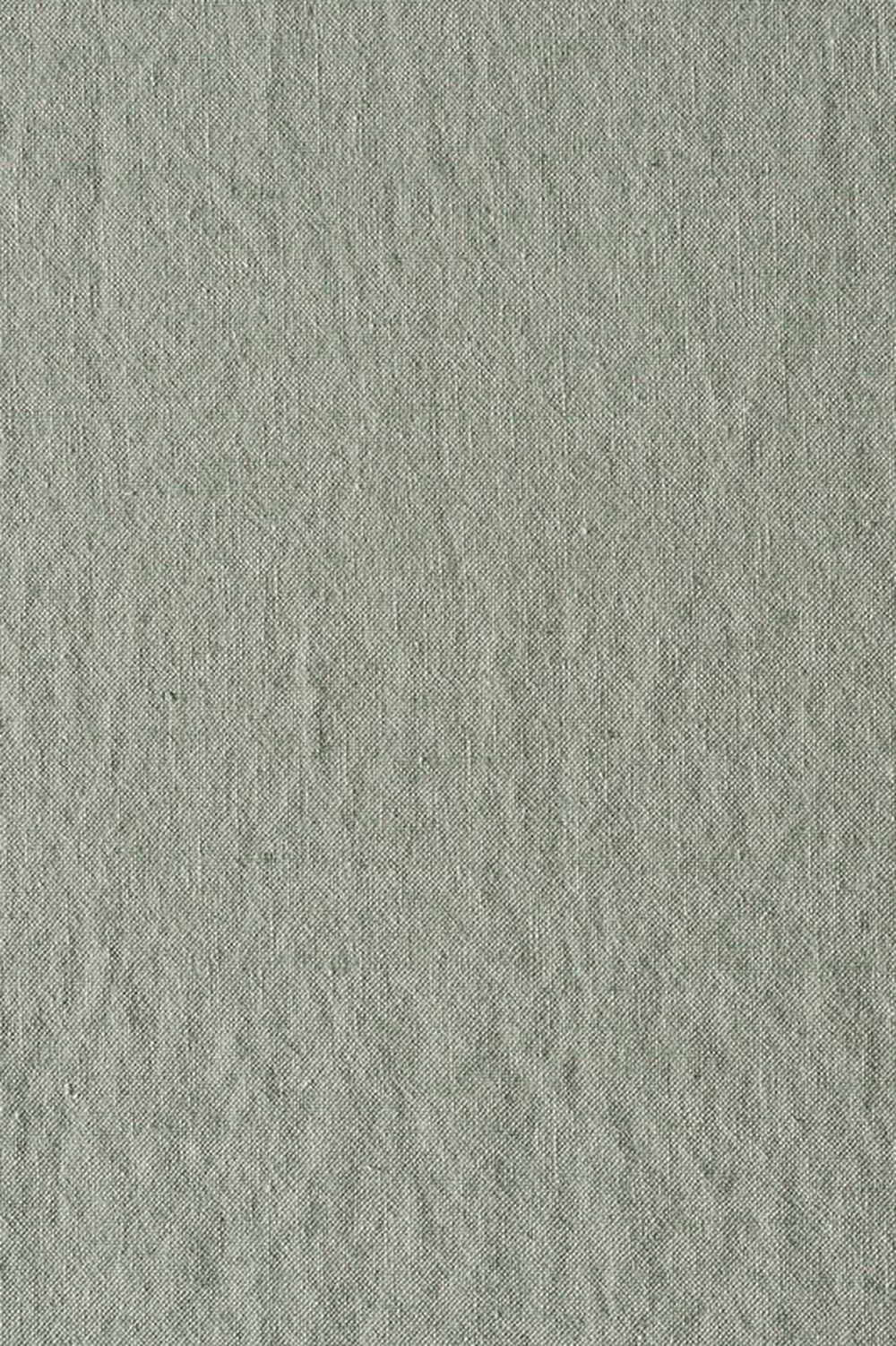 Photo of the fabric Obi Stonewash Sage swatch by Mokum. Use for Curtains, Upholstery Light Duty, Accessory, Top of Bed. Style of Plain