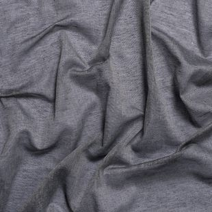Photo of the fabric Tempest* Basalt swatch by Mokum. Use for Drapery. Style of Plain