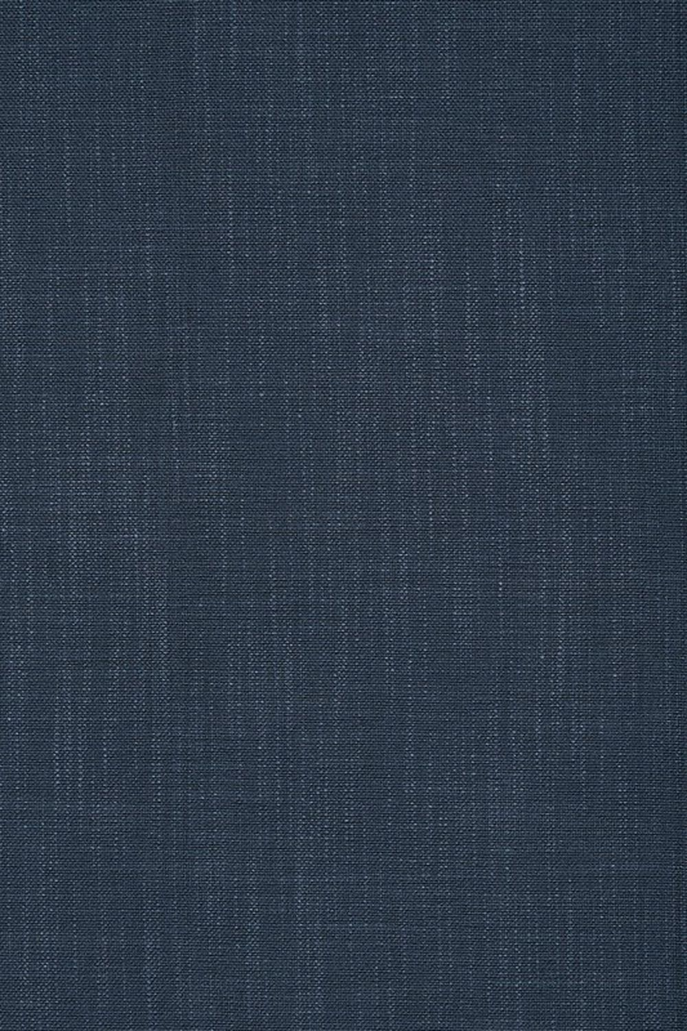 Photo of the fabric Allium Indigo swatch by Mokum. Use for Upholstery Heavy Duty, Accessory. Style of Plain, Texture