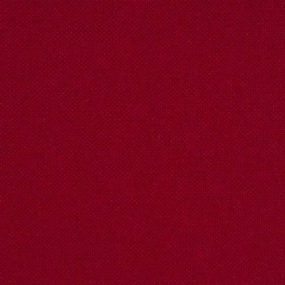 Photo of the fabric Como Rouge Red swatch by Mokum. Use for Upholstery Heavy Duty, Accessory. Style of Plain, Texture