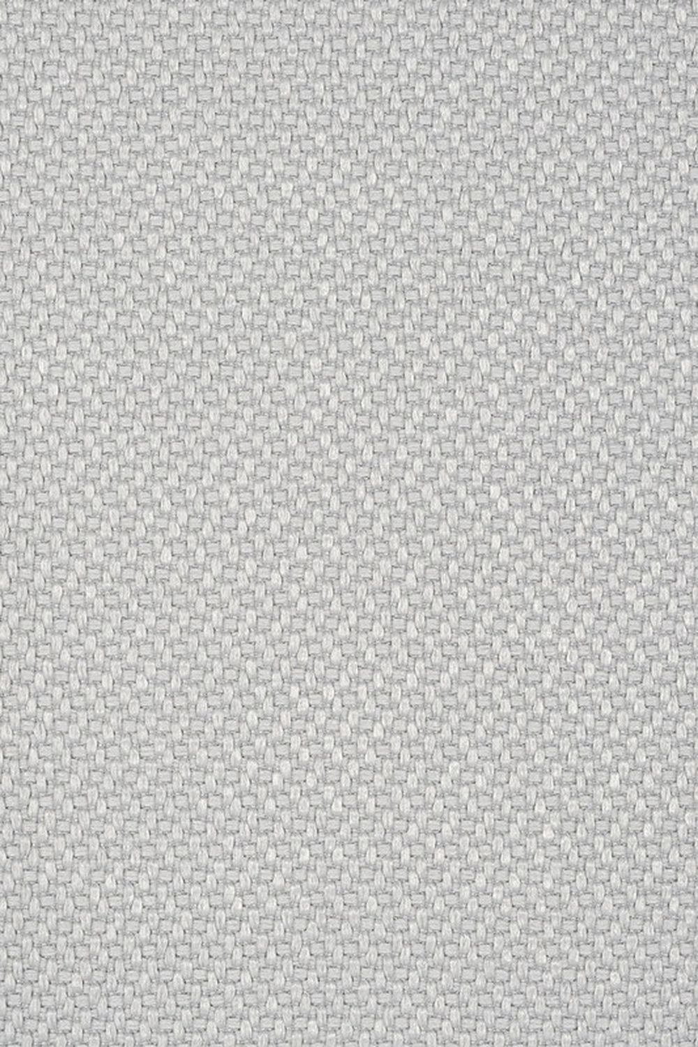 Photo of the fabric Miami Silver swatch by Mokum. Use for Upholstery Heavy Duty, Accessory. Style of Plain, Texture