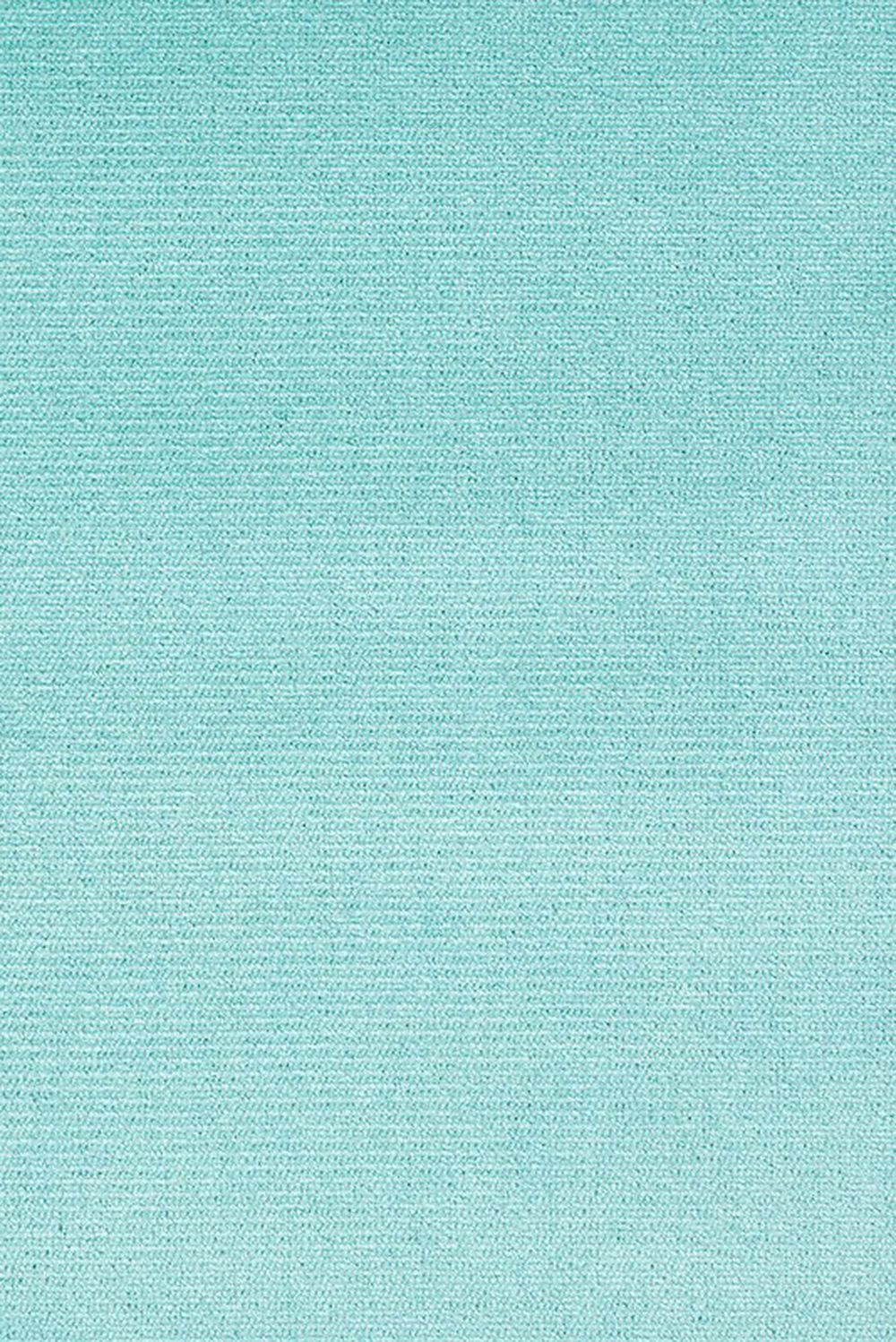 Photo of the fabric South Beach Aqua swatch by Mokum. Use for Upholstery Heavy Duty, Accessory. Style of Plain, Velvet