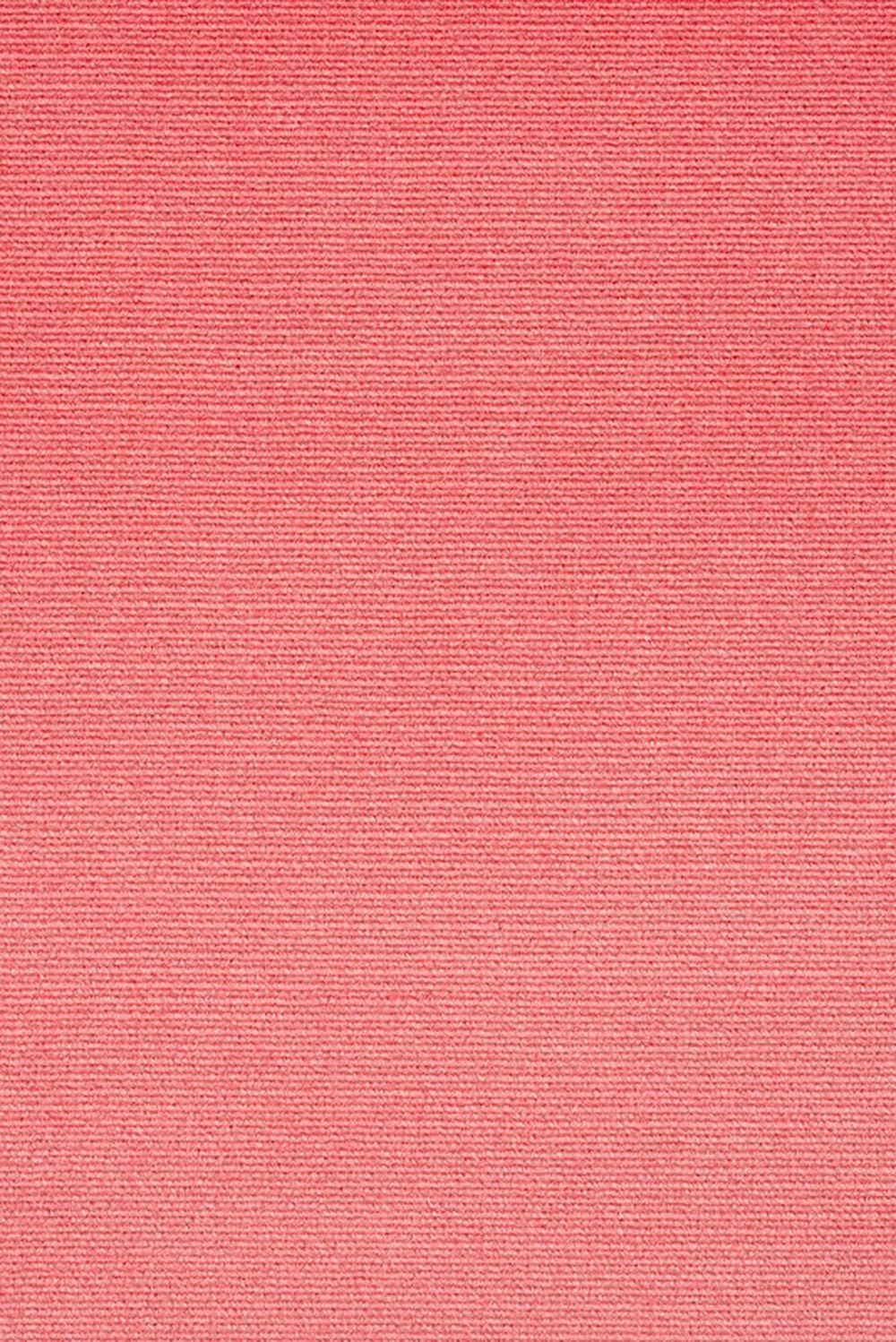 Photo of the fabric South Beach Coral swatch by Mokum. Use for Upholstery Heavy Duty, Accessory. Style of Plain, Velvet