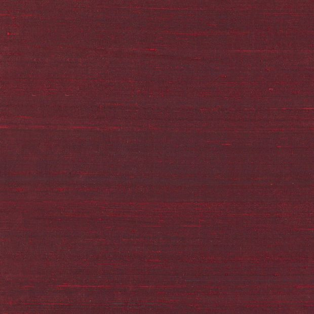Photo of the fabric Luxury Bordeaux swatch by James Dunlop. Use for Curtains. Style of Plain