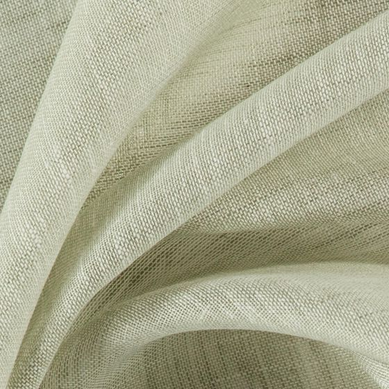 Photo of the fabric Allusion Fern swatch by Zepel. Use for Sheer Curtains. Style of Plain, Sheer