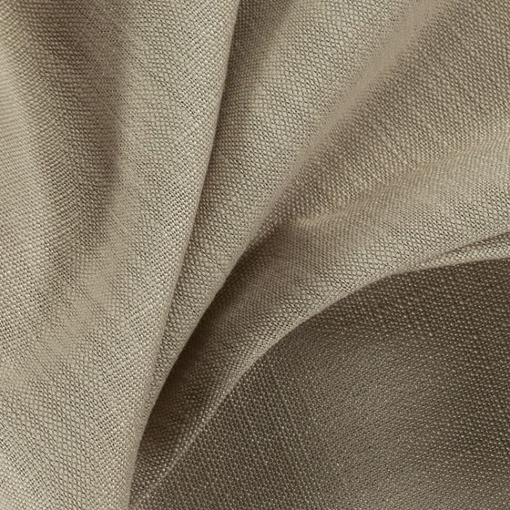 Photo of the fabric Lexicon Stone swatch by FR-One. Use for Curtains, Accessory, Top of Bed. Style of Plain