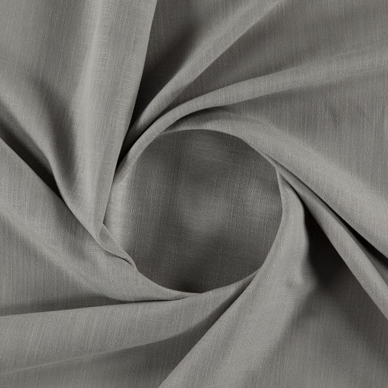 Photo of the fabric Lexicon Aluminium swatch by FR-One. Use for Curtains, Accessory, Top of Bed. Style of Plain