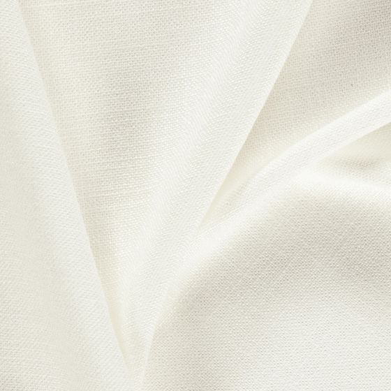 Photo of the fabric Motion Swan swatch by Zepel. Use for Sheer Curtains. Style of Plain, Sheer, Texture